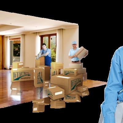 Precio peque as mudanzas oficinas habitissimo for Mudanzas oficinas madrid