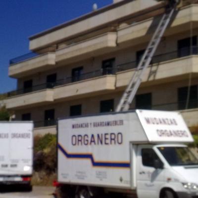 Mudanzas Organero