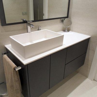 Mueble baño colgado