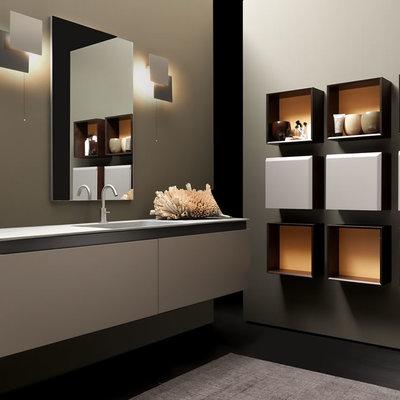 Mueble de lujo para baños de Karol