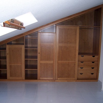 Mueble en ángulo