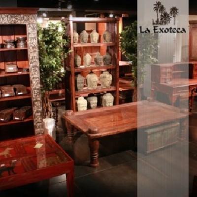 Mueble colonial barcelona la exoteca barcelona - Mueble rustico colonial ...