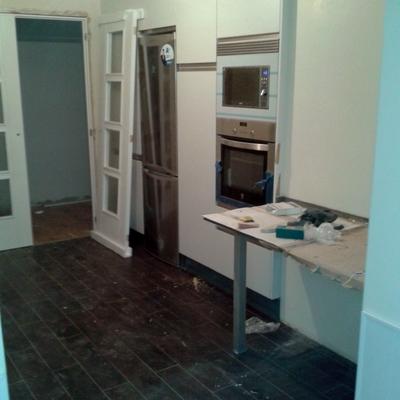 muebles de cocina.