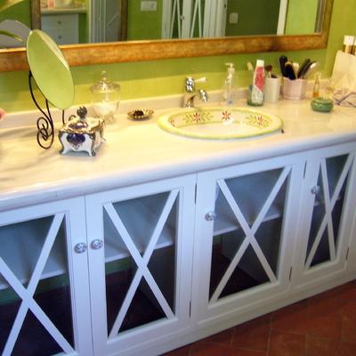 muebles de lavabos
