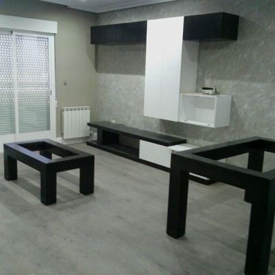 muebles para salon y mesas