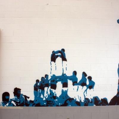 Mural Marrecs 2
