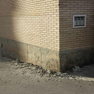 Muro de contencion Comunidad de vecinos