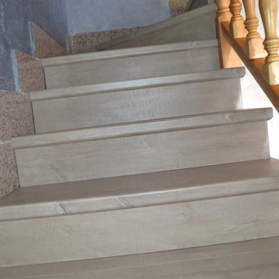 Forrado de escaleras