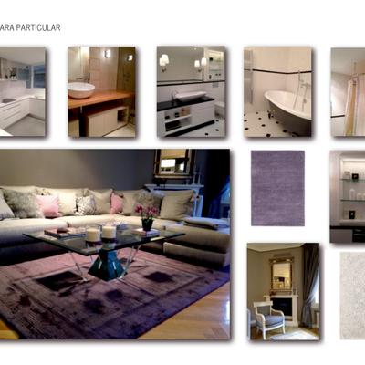 Estudio de Arquitectura de interiores y decoración