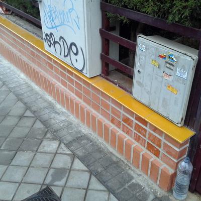 Rehabilitación de Muro de Cerramiento
