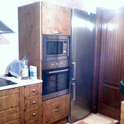 Mueble de cocina.