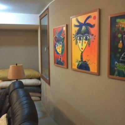 Pintar interior vivienda