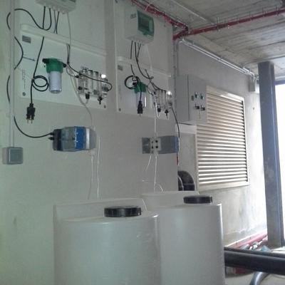 Dosificación de cloro