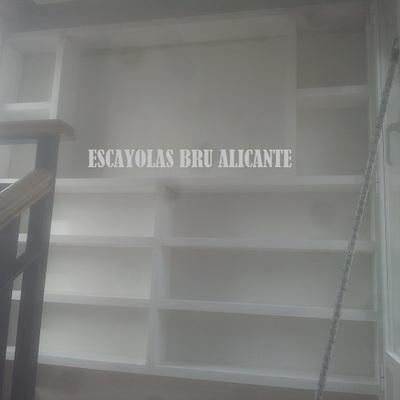 Presupuesto muebles escayola en barcelona online habitissimo - Muebles de escayola ...