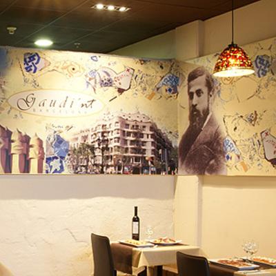 Interiorismo Gaudi