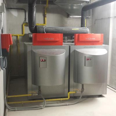 Calderas de condensación y baja temperatura.