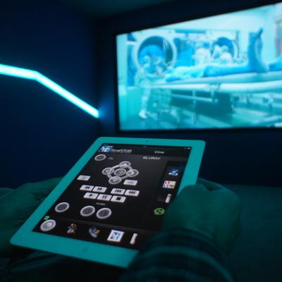 Control de los audiovisuales