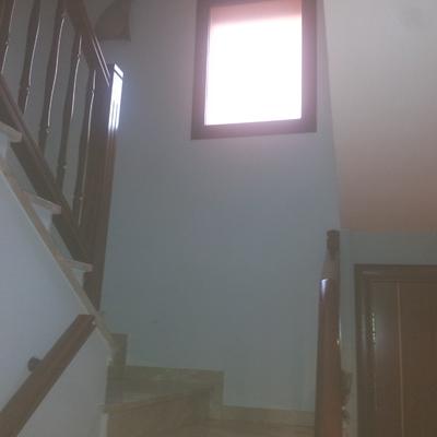 repintado de escalera