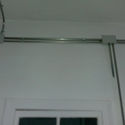 Instalacion Electrica en tubo metalico