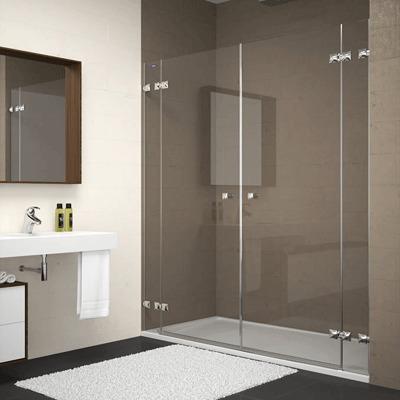 mamparas de baño y ducha a medida.