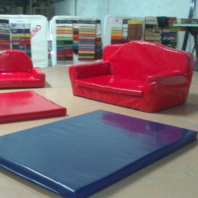 Lujoso Muebles Tapizados Headboardframe Bandera - Muebles Para Ideas ...