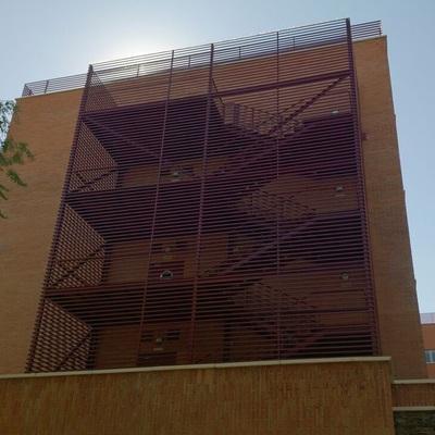 Escalera de emergencias para edificio Madrid