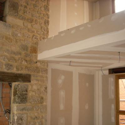 Rehabilitación de viviendas en Villarcayo -Burgos.