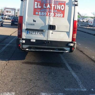 Portes y mudanzas el latino legan s - Mudanzas en leganes ...