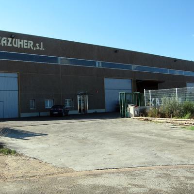 Nave Industrial en Calatayud