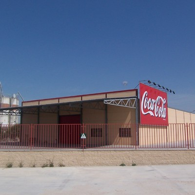 Nave Industrial para almacén de Bebidas