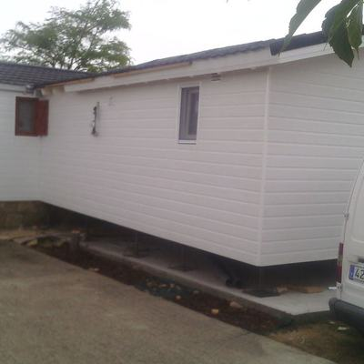 Construcción y revestimiento de casas CanExel