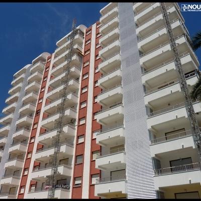 NOU ART Rehabilitación edificio Gandiazar playa de gandia.