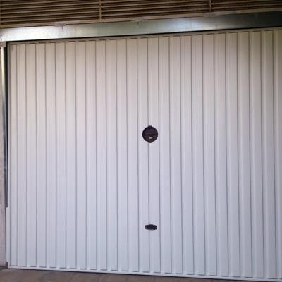 Nueva Puerta Finalizada