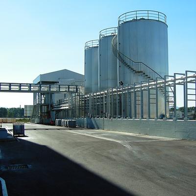 Nuevas instalaciones planta de bio diesel en berantevilla-alaba
