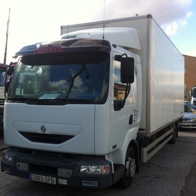 Nuevo camión para nuestros clientes