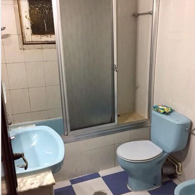 Reforma de baño en Móstoles ( antes 1)