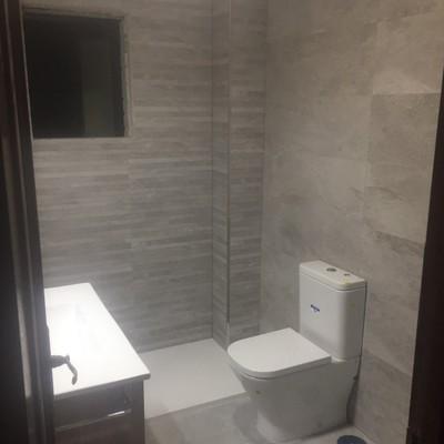 Reforma de baño en Móstoles ( después 1)