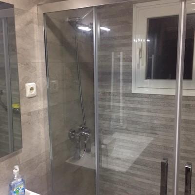 Reforma de baño en Móstoles ( después 4)