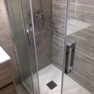 Reforma de baño en Móstoles ( después 2)