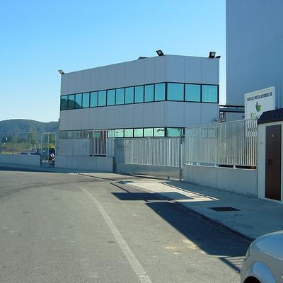 Nuevo edificio oficinas para planta de bio diesel en berantevilla-alaba