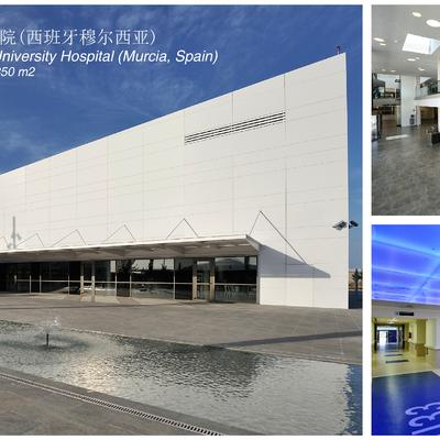 Nuevo Hospital Los Arcos del Mar Menor