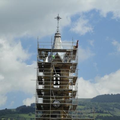 Obra Iglesia Ontaneda