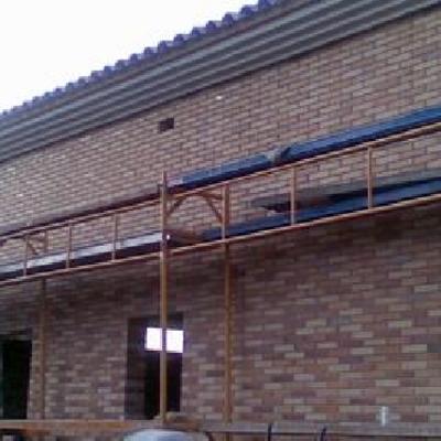 Obra vista 2009