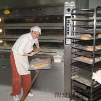 Obrador de pan