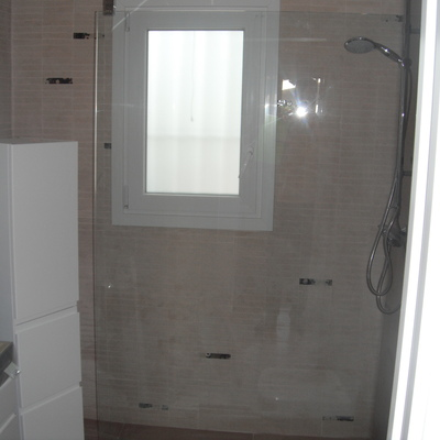 Obras en cuarto de baño