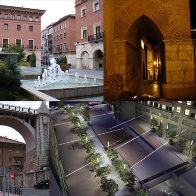 Obras públicas y entornos urbanos