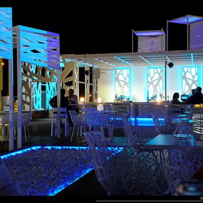 Ocean Club Terraza Longe. Castellón. DAU arquitectos.