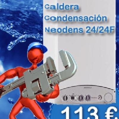 Oferta Caldera BaxiRoca