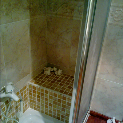 Oferta especial baño