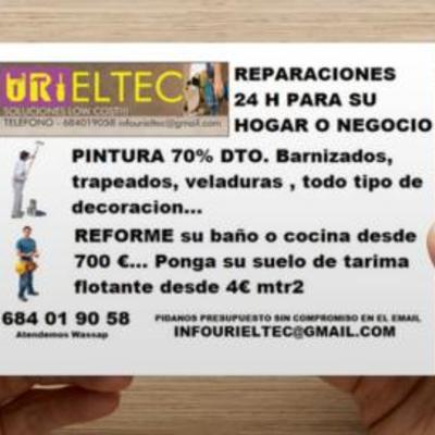 Oferta Urieltec !!!